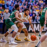 2019-03-12 NCAA: Binghamton Bearcats at Vermont Men's Basketball - AE Semi-Finals