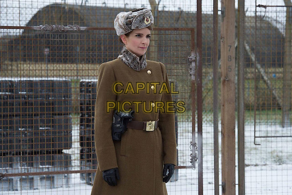 Tina Fey<br /> in Muppets Most Wanted (2014) <br /> *Filmstill - Editorial Use Only*<br /> CAP/FB<br /> Image supplied by Capital Pictures