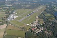 Deutschland, Schleswig- Holstein, Luebeck, Blankensee, Flugplatz, Ausbau