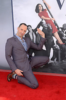 LOS ANGELES - MAY 25:  Tony Hale at the FYC for HBO's series VEEP 6th Season at the ATAS Saban Media Center on May 25, 2017 in North Hollywood, CA