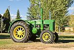 1949 John Deere Model D tractor