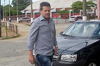 SÃO PAULO, SP, 04 DE FEVEREIRO DE 2014 - ESPORTES - FUTEBOL - Portuguesa apresentou seu novo Técnico Argel Fucks,que chega ao estádio do Canindé, para coletiva de imprensa nesta terça (04) no estádio do Canindé. Fotos: Dorival Rosa/Brasil Photo Press).