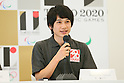 Ryunosuke Tsukue, <br /> AUGUST 7, 2015 : <br /> World Squash Federation (WSF) <br /> holds a media conference following its interview <br /> with the Tokyo 2020 Organising Committee in Tokyo Japan. <br /> (Photo by YUTAKA/AFLO SPORT)