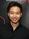 Steven Lin attends the Off-Broadway Opening Night party for 'Mary Shelley's Frankenstein' at the Green Room on December 27, 2017 in New York City.