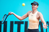 Russian María Sharapova during Mutua Madrid Open 2018 at Caja Magica in Madrid, Spain. May 10, 2018. (ALTERPHOTOS/Borja B.Hojas) /NORTEPHOTOMEXICO