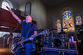 May 18, 2015: PETER HOOK and the Light - Christ Church Macclesfield UK