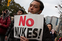 2012. March 11th anti-nuclear demo