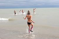Polar Bear Plunge - Reuters