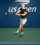 Dominik Koepfer (GER) defeated Nikoloz Basilashvili (GEO) 6-3, 7-6, 4-6, 6-1