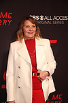 Kim Cattrall - Sex and the City at Premier of Tell Me A Story in which she stars  - This is no fairy tale at Metrograph, NYC on October 23, 2018 which is a CBS - all Access original series - premieres on Halloween  (Photo by Sue Coflin/Max Photos)