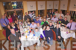 Members of Abbeyfeale District Search and Rescue(ADSAR) enjoying a Christmas night out in The Devon Inn, Templeglantine last Friday night.