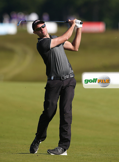 Bernd Ritthammer (GER) during Round Two of the 2015 Nordea Masters at the PGA Sweden National, Bara, Malmo, Sweden. 05/06/2015. Picture David Lloyd | www.golffile.ie