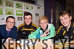 Final Answer<br /> ---------------<br /> Austin Stacks GAA U17 team,L-R Micheal Ó Cionaohl,Ciaran O Raghailligh,Eoin O Loinsigh agus Tomas Mac Sithigh.