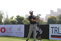 Joost Luiten (NED) in action on the 6th during Round 1 of the Hero Indian Open at the DLF Golf and Country Club on Thursday 8th March 2018.<br /> Picture:  Thos Caffrey / www.golffile.ie<br /> <br /> All photo usage must carry mandatory copyright credit (&copy; Golffile | Thos Caffrey)