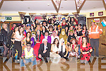 FANCY DRESS: The large crowd enjoying a great time at the Halloween Fancy Dress Party at Mchale's bar, Causeway on Saturday.