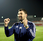 Delight for Martin Canning