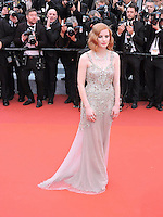 Cannes France May 12 2016 Jessica Chastain attends the Money monster Premiere at the Palais des Festival During the 69th Annual Cannes Film Festival