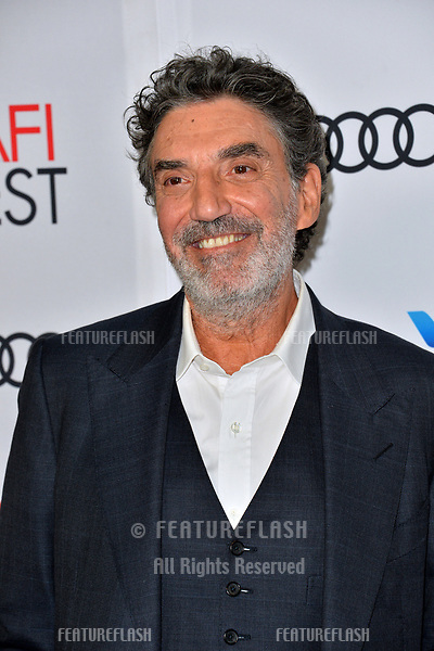 "LOS ANGELES, CA. November 10, 2018: Chuck Lorre at the AFI Fest 2018 world premiere of ""The Kominsky Method"" at the TCL Chinese Theatre.<br /> Picture: Paul Smith/Featureflash"