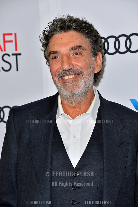 LOS ANGELES, CA. November 10, 2018: Chuck Lorre at the AFI Fest 2018 world premiere of &quot;The Kominsky Method&quot; at the TCL Chinese Theatre.<br /> Picture: Paul Smith/Featureflash
