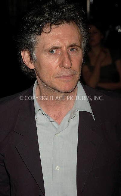 "WWW.ACEPIXS.COM . . . . .  ....April 25, 2006 - New York City....Gabriel Byrne at the premiere of ""United 93"" at the Ziegfeld Theatre, as part of the 5th Annual Tribeca Film Festival.....Please byline: AJ Sokalner - ACEPIXS.COM.... *** ***..Ace Pictures, Inc:  ..(212) 243-8787 or (646) 769 0430..e-mail: picturedesk@acepixs.com..web: http://www.acepixs.com"