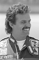 Kyle Petty Winston 500 at Alabama International Motor Speedway in Talladega , AL on May 5, 1985. (Photo by Brian Cleary/www.bcpix.com)