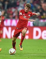 FUSSBALL  1. BUNDESLIGA  SAISON 2015/2016  24. SPIELTAG FC Bayern Muenchen - 1. FSV Mainz 05       02.03.2016 Thomas Mueller (FC Bayern Muenchen)