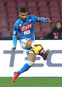 2019 Serie A Football Napoli v Torino Feb 17th