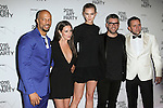 (L-R) Common, Micaela Erlanger, Karlie Kloss, Brandon Maxwell and Michael Carl attends the 2016 Whitney Art Party, at The Whitney Museum of American Art on 99 Gansevoort Street in New York City, on November 15, 2016.