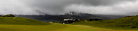 Looking back up the 1st fairway during Matchplay Semi-Finals of the Women's Amateur Championship at Royal County Down Golf Club in Newcastle Co. Down on Saturday 15th June 2019.<br /> Picture:  Thos Caffrey / www.golffile.ie<br /> <br /> All photos usage must carry mandatory copyright credit (© Golffile | Thos Caffrey)