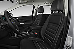 Front seat view of 2018 Ford Escape Titanium 5 Door Suv Front Seat  car photos