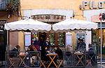 Exterior, Pan Cul de Sac Restaurant, Rome, Italy