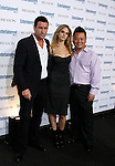 BEVERLY HILLS, CA. - September 20: Producer Rob Weiss, Actress Kelly Kruger and actor Rex Lee arrive at Entertainment Weekly's 6th annual pre-Emmy celebration presented by Revlon at the Historic Beverly Hills Post Office on September 20, 2008 in Beverly Hills, California.