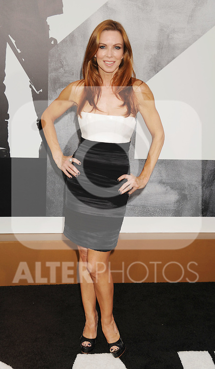 HOLLYWOOD, CA - AUGUST 15: Challen Cates arrives at the 'The Expendables 2' - Los Angeles Premiere at Grauman's Chinese Theatre on August 15, 2012 in Hollywood, California. /NortePhoto.com....**CREDITO*OBLIGATORIO** ..*No*Venta*A*Terceros*..*No*Sale*So*third*..*** No Se Permite Hacer Archivo**..*No*Sale*So*third*