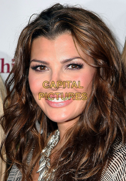 ALI LANDRY .celebrates the launch of her new children's clothing line Belle Parish at Blush Nightclub inside the Wynn Las Vegas, Las Vegas, Nevada, USA,.15th September 2009..portrait headshot silver necklace smiling .CAP/ADM/MJT.© MJT/AdMedia/Capital Pictures.