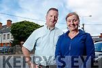 Roger Harty and Rita O'Sullivan Crean, Open Arms Kerry.