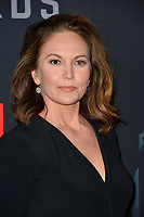 "LOS ANGELES, CA. October 22, 2018: Diane Lane at the season 6 premiere for ""House of Cards"" at the Directors Guild Theatre.<br /> Picture: Paul Smith/Featureflash"