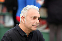 Sunday 25 May 2014, Hay on Wye, UK<br /> Pictured: Hanif Kureishi<br /> Re: The Hay Festival, Hay on Wye, Powys, Wales UK.