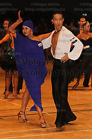 International Championships held in Brentwood International Centre, Brentwood, United Kingdom. Tuesday, 19. October 2010. ATTILA VOLGYI<br /> Published on DanceSport Info do not copy!