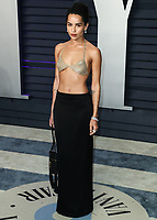 BEVERLY HILLS, CA - FEBRUARY 24: Zoe Kravitz at the 2019 Vanity Fair Oscar Party at the Wallis Annenberg Center for the Performing Arts on February 24, 2019 in Beverly Hills, California. (Photo by Xavier Collin/PictureGroup)