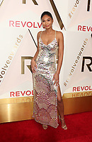 HOLLYWOOD, CA - NOVEMBER 2: Chanel Iman, at the #REVOLVEawards at The Dream Hotel In Hollywood, California on November 2, 2017. Credit: Faye Sadou/MediaPunch /NortePhoto.com
