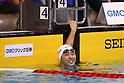 Satomi Suzuki, FEBRUARY 11, 2012 - Swimming : The 53rd Japan Swimming Championships (25m) .Women's 100m Breaststroke Final at Tatsumi International Swimming Pool, Tokyo, Japan. (Photo by YUTAKA/AFLO SPORT) [1040]