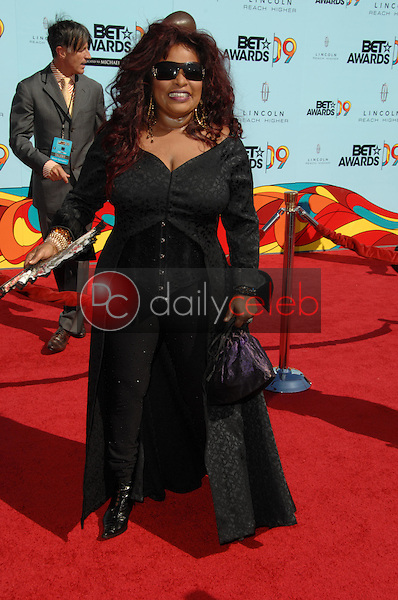 Chaka Khan<br />at the 2009 BET Awards. Shrine Auditorium, Los Angeles, CA. 06-28-09<br />Dave Edwards/DailyCeleb.com 818-249-4998