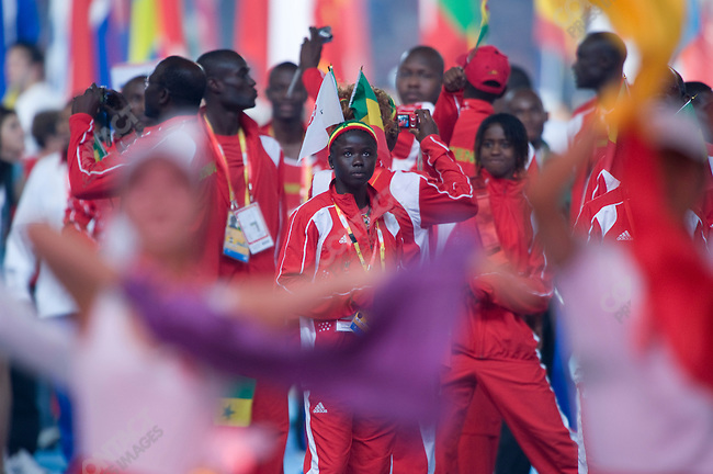 Closing ceremonies, National Stadium, Summer Olympics, Beijing, China, August 24, 2008
