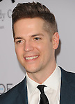 Jason Kennedy arriving at the 6th Annual Night Of Generosity Gala held at The Beverly Wilshire Hotel on December 5, 2014.