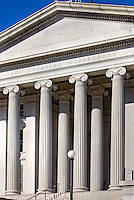 US Treasury Building<br /> Washington DC Architecture