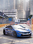 Safety car during the FIA Formula E Hong Kong E-Prix Round 2 at the Central Harbourfront Circuit on 03 December 2017 in Hong Kong, Hong Kong. Photo by Marcio Rodrigo Machado / Power Sport Images