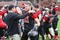 Wesleyan Football vs. Amherst 10/22/2016