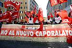 Lavoratori Castelfrigo contro il nuovo caporalato
