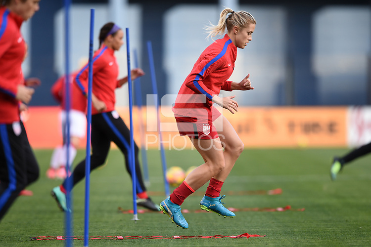 Abby Dahlkemper | International Sports Images