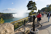 Niagara Falls from Canada overlook
